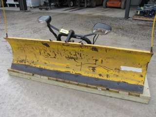 MEYER 7.5 SNOW PLOW   MODEL ST 90