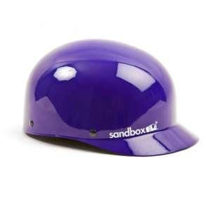 Sandbox Wakeboard Kite Kayak EVA Helmet Purple L/XL