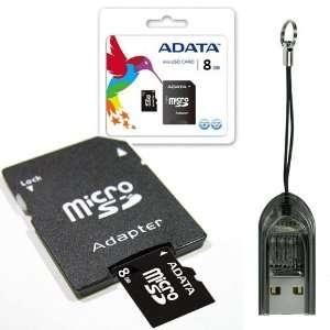Adapter (Original OEM Adata memory Card) Plus Free Memory Card Reader