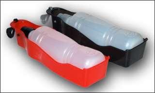 PET TRAVEL WATER BOTTLE / BOWL FEEDER dog cat portable