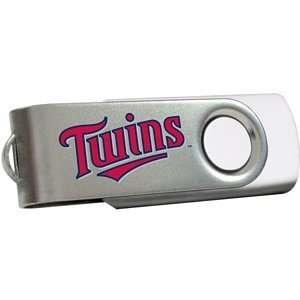 Centon DataStick Swivel MLB Minnesota Twins 4 GB USB 2.0