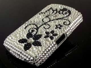 DIAMOND BLING CRYSTAL BACK CASE for LG OPTIMUS ME P350