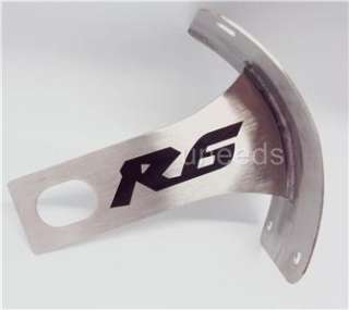 Yamaha R6 License plate tag relocator swingarm YZFR $$