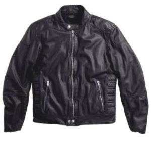HARLEY DAVIDSON MENS MC XL LEATHER JACKET