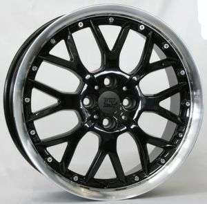 Cerchi in lega Wsp W1601 Works black 16 Mini Cooper