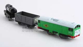 TOMY PLARAIL THOMAS FRIEND BOCO WITH 2 TRUCKS