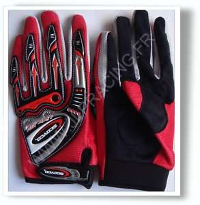 GANTS PAINTBALL MOTO CROSS QUAD VTT BMX HONDA CR CRF XL