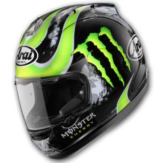 CASCO MONSTER ARAI RX 7 GP 2011 CRUTCHLOW MOTO GP TG. S |