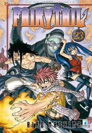 manga FAIRY TAIL N. 23 star comics nuovo