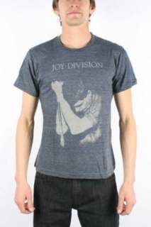 Impact Joy Division Ian Curtis fitted jersey tshirt