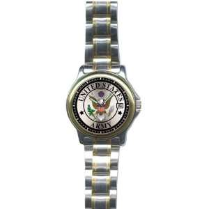 United States Army Military Insignia Watch:  Home & Kitchen