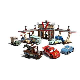 LEGO Disney Pixar Cars 2   Flos V8 Cafe (8487)   LEGO   Action