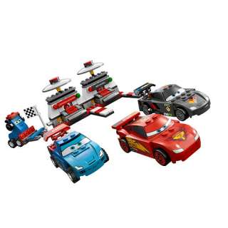 LEGO Disney Pixar Cars Ultimate Race Set (9485)   LEGO   Cars/Race