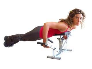 Este aparato de abdominales Fitness Flexor del fabricante Tentable