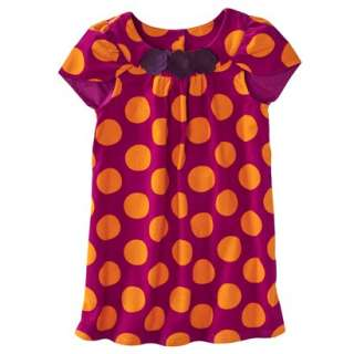 Genuine Kids from OshKosh™ Infant Toddler Girls Short Sleeve Dot