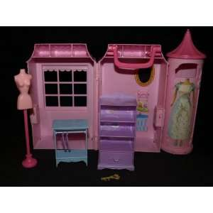 Barbie Mini Kingdom Princess Boutique Set Everything Else
