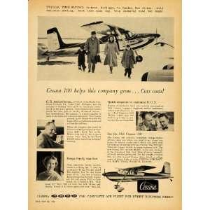 Airplane Jackson Archenbronn McGaw   Original Print Ad: Home & Kitchen