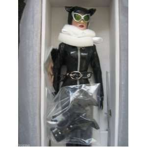 Tonner Doll DC Stars 13 Catwoman Doll: Everything Else