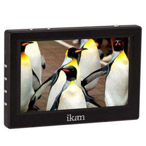 Ikan VL5 5 inch HDMI Monitor w/ Panasonic Adapter Plate: Picture 1