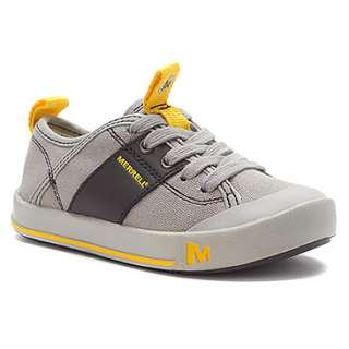 Merrell Skyjumper Lace Kids  Boys   Concrete   FREE SHIPPING at