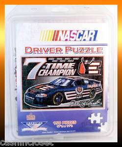 Dale Earnhardt #3 ~ 7 TIME CHAMPION 150pc Puzzle *NEW*