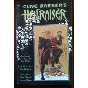 Hellraiser Clive BARKER Books
