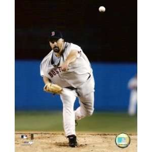 David Wells Red Sox Color 8x10:  Sports & Outdoors