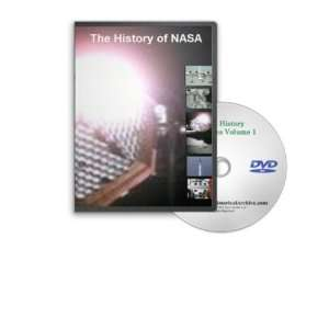 The History of NASA on 2 DVDS   From John Glenn and Gemini / Apollo to