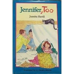 , Too (9781562826192): Juanita Havill, J. J. Smith Moore: Books