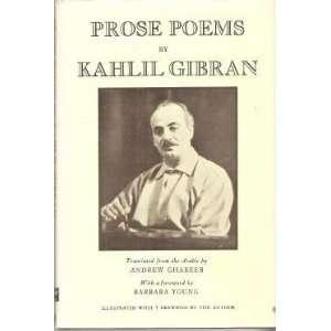 Prose Poems by Kahlil Gibran: Kahlil Gibran, Andrew