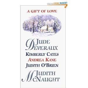 , Kimberly Cates, Andrea Kane, Judith OBrien, Judith McNaught: Books