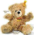 new steiff baby fynn teddy bear ideal boy girl adult