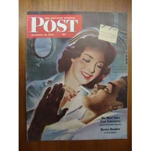 The Saturday Evening Post Magazine   October 23, 1943