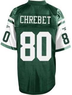 Wayne Chrebet New York Jets Green NFL Premier 2000 Throwback Jersey