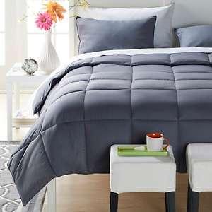Bouclé Down Alternative Comforter   Full/Queen King