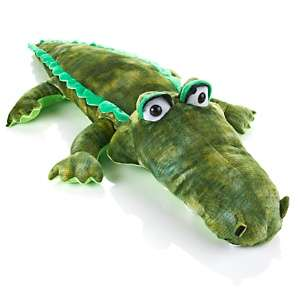Snooki by Nicole Polizzi 48 inch Crocodilly Stuffed Animal at HSN