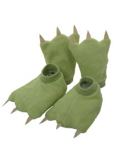 Yoda Costumes Yoda Costume Accessories Kids Dinosaur Hands and Feet