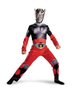 Boys Classic Kamen Rider Dragon Knight Costume  Boys TV and Movie