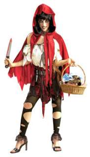 Adult Little Red Riding Hood Costume   Red Riding Hood Costumes