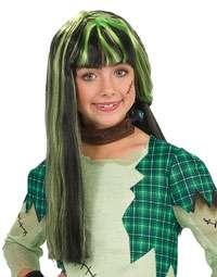 Girls Franken ista Wig   Costume Wigs