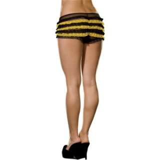 Patty Panty (Black/Yellow) Adult, 70888