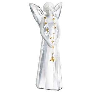 Swarovski® Crystal Angel Figurine   Alina