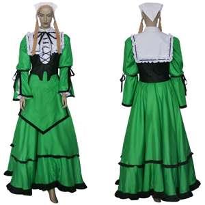 Costume includes dress head piece High quality custom designed cosplay