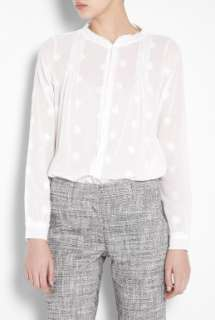 Polka Dot Shirt by Paul Smith Black   Beige   Buy Tops Online at my