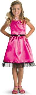 Sharpays Fabulous Adventure   Sharpays Pink Dress Child Costume