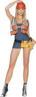 Adult Sexy Under Construction Costume   Construction Worker Costumes