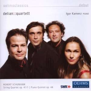 Schumann String Quartet / Piano Quintet, Opp. 411, 44