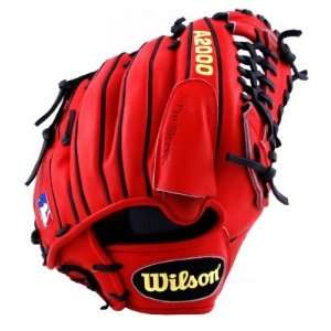 Wilson Limited Edition A2000 C.J. Wilson Game Model Baseball Glove (12