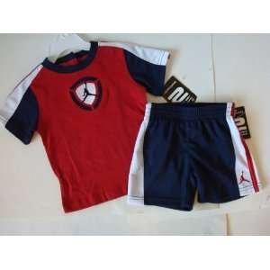 Nike Jumpman 23 Air Jordan Shorts Shirt Set, Size 12