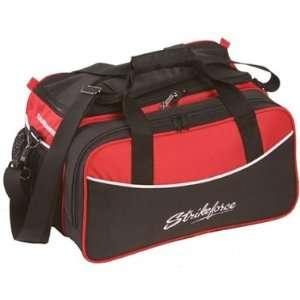 Tour Double Plus Red / Black Bowling Bag